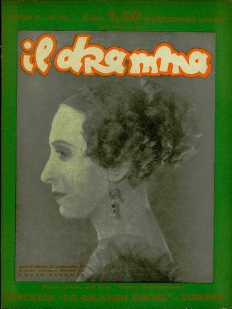 Dramma, A. X, n. 194 (15 settembre 1934)