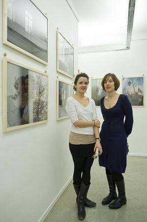Franziska Hauser, Eva Frapiccini