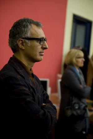 Filippo Fonsatti, direttore organizzativo TST, Carla Galliano, settore stampa e comunicazione TST