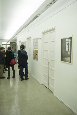Le foto esposte nei locali del Goethe Institut di Torino
