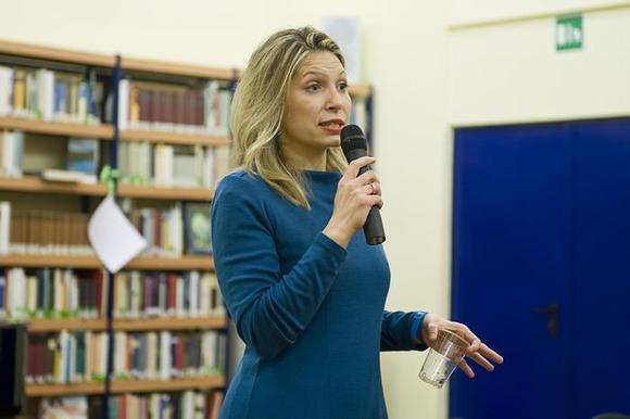 Jessica Kraatz Magri, Direttrice del Goethe-Institut
