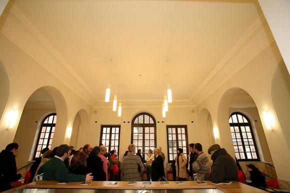 Foyer al primo piano del Teatro Astra