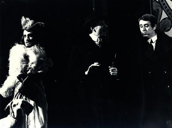 a sinistra Oliviero Corbetta, a destra Renato Cecchetto