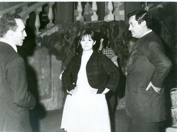 Gianfranco De Bosio, Maria Teresa Sonni, Gualtiero Rizzi