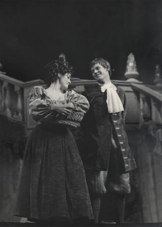 Leda Negroni, Giancarlo Zanetti
