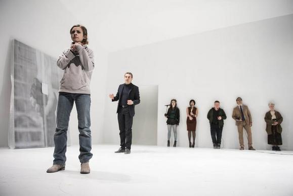 da sinistra: Camilla Semino Favro, Pierluigi Corallo, Carolina Cametti, Mariangela Granelli, Daniele Marmi, Alessandro Marini, Ariella Reggio