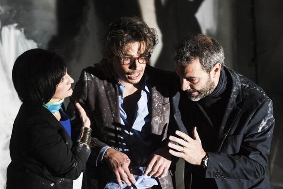 Mariangela Granelli, Alessandro Marini, Pierluigi Corallo