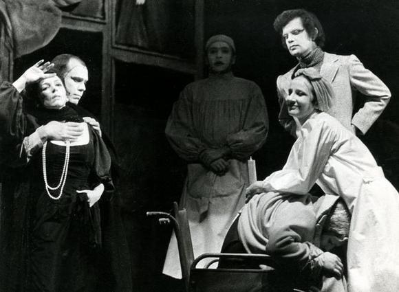 Raffaella De Vita, Sergio Reggi, Piera Cravignani, Piero Sammataro