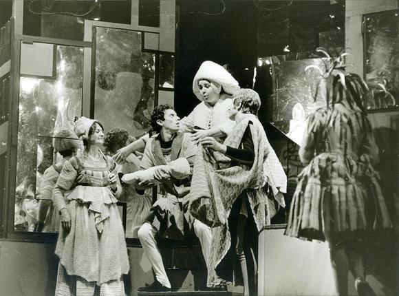 Piera Cravignani, Franco Ferrarone, Wilma Deusebio e Gipo Farassino